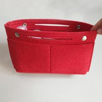 Eyebrow Tools & Stencils 1pc Durable Cosmetic Bag Felt Pouch Wear-resistant Dust-proof Wide Mouth Organizer