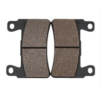 Motorcycle Brakes CYLETO Front Brake Pads For HYOSUNG GT650R GT 650 2009-2013 ST7 2010-2013 Deluxe 2012 2013 Custom 2010 2011