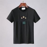 PP MENS Designer T Shirt Tshirts Luxury Paris Fashion Tshirts Verano Punk Rhinestone Skull T-shirt Hombre Top Calidad 100% Algodón Hip Hop TEE1