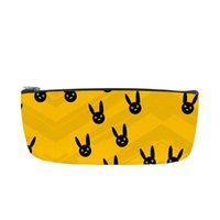Cosmetic Bags & Cases Bad Clutch Bag Women Soft Oxford Ladies Chic Small Makeup Storage Card Holder Coin Purse