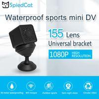 WIFI Small Mini IP P2P Cam Video Sensor Night Vision Micro Wide Lens Camera DVR Motion Recorder Surveillance Camcorder Cameras