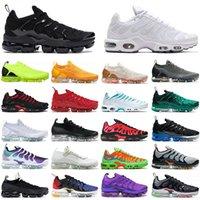 MAX PLUS off white airmax TN BÜYÜK BOY ABD 13 kadın erkek STOK X koşu ayakkabı Yüksek Kalite eğitmenler sneakers Pembe Siyah Üçlü Beyaz Aktif koşucular ayakkabı