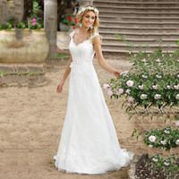 V-neck Neckline Cap Sleeves Tulle A-line Wedding Dress with Belt Sweep Train Illusion Back Button Bridal Dress vestidos de novia