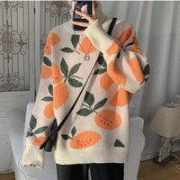 Women's Sweaters Sweater 2021 Autumn And Winter Coat High Neck Warm Jacket Outer Wear Spot