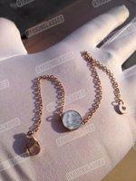 bracelet Titanium steel double-sided bangles romanbangle numera high-end multifunctional