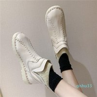 Wholesale-Boots 2021 High Quality Genuine Leather Australia Classic Wool Snow Women Warm Winter Shoes For