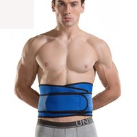 Men And Women Waist Support Belt Neoprene Plus Size Slimming...