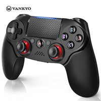 Vankyo P50 Bluetooth Game Controller 2.4GHz Wireless Gamepad for Playstation 4 PS4 Gamepad USB Joystick Gaming Controller Y1018