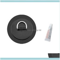 Rafts Inflatable Paddling Water Sports & Outdoorsrafts Inflatable Boats Stainless D-Ring Pad Patch Replacement Fits Pvc With Boat Raft Surfb