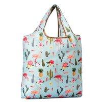 Luxurys Designer-Taschen 210D Nylon wasserdicht Falteneinkaufstasche Tragbare Polyester Umweltschutz Handtasche Handtaschen