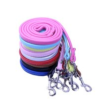 Dog Collars & Leashes Collar Leash Waterproof Lead Anti Dirty Easy To Clean For Small Dogs Puppy Pet Products