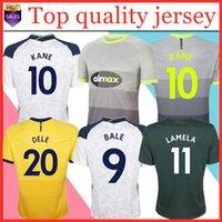 21 22 Kane Son Bergwijn Ndombele Home Futebol Jerseys 2021 Tottenham 4th Lucas Dele Jersey Camisa de Futebol Lo Celso Bale Adulto Men + Kids Kit