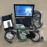 Tool de diagnostic étoile MB SD Connect C5 logiciel 2021 Xentry DAS HDD avec ordinateur portable D630 Windows 10 PRÊT À UTILISATION