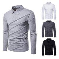 T-shirt masculino manga comprida camisetas colheita preto top clássico camiseta branco camiseta fitness designers homens 2021 polos masculinos