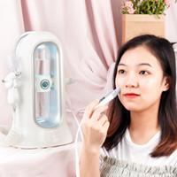 الأكسجين العلاج نفاثة قشر آلة تنظيف الجلد تجديد الجلد microdermabrasion المسام نظيفة المياه أكوا قشر الهيدرونينج الوجه أداة العناية