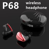 Cell Phone Earphones Headset BT5. 0 Binaural Earbuds Universa...