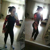 Mujeres de alta calidad para correr ropa de yoga Pistas de mujer Rash Guard COMPRESSE LEGGINGSE FITNESS SWEET GIMNST STOR STORY