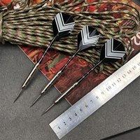 Три летние зонды Дартс Стрельба Баллистические Дартс Лаунчер Ножи, Открытый Кемпинг Выживание Самооборона Охотничий инструмент Для взрослых подарки игрушки