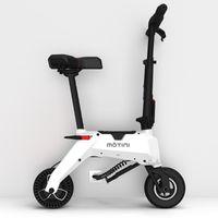 Elektrische Fahrrad Mini Tragbare Rollerpowerful Smart E-Scooter Wiederaufladbarer Motor Moped Scooter