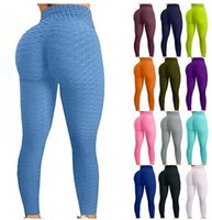 Maternity Bottoms Bumps Style Tik Tok Leggings Put Hip Doble Elástico Alto Cintura Legging Transpirable Slim Yoga Pantalones deportivos interiores