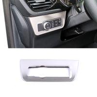 CARMANGO POUR FORD ÉVALES KUGA 2020-2021 Accessoires de voiture Accessoires de commande Panneau de commande Panneau de commande Stickt autocollant Cadre Cadre Décoration