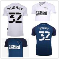 21-22 Derby County Futbol Formaları Tayland Kaliteli Futbol Formaları Lawrence 10 Drooney 32 Waghorn 9 Dropshipping Kabul Edilen Yerel Çevrimiçi Mağaza Yakuda En İyi Spor Martin # 19
