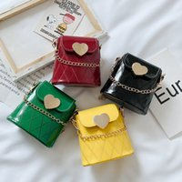 9DUT Children Mini Gift 2021 Cute Pouch Wallet Coin Hand Small Leather Bag Girls Party Baby Messenger Kids Purse Purses Hiulc
