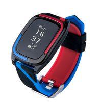 Db05 intelligente Uhr Blutdruck Fitness Tracker Herzfrequenz Monitor Smart Armband IP68 Wasserdichte Smart Armbanduhr für iPhone Android Phone