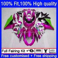 OEM Body For SUZUKI GSXR750 GSXR 600 750 Rose Pink CC 600CC 2011 2012 2013 2014 2015 2016 2017 23No.92 GSXR-600 750CC GSXR600 K11 11 12 13 14 15 16 17 Injection Fairing