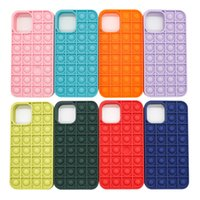 Colorful cell phone cases for Iphone 12 mini 11 pro xr x xs max 8 7 plus slicone cover soft CellPhone Case