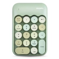 Keyboards MOFII Wireless Office 2.4G Mini Cash Register Small Numeric Keyboard Financial Accounting Cashier