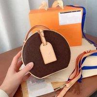 Toptan Yuvarlak Ekmek Çanta Tasarımcı Kadın Omuz Çantaları Mini Klasik Çanta Akşam Debriyaj Çanta Bayanlar Bel Çantası