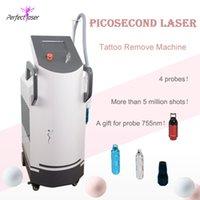 Pico Tatoo Remover Makinesi Picosecond Lazer Teknolojisi ND YAG Lazer Ekipmanları Pigment Tedavisi Dövme Temizleme Fiyatları