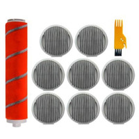 Hepa Filter Main Rolling Brush Replacement For Roidmi F8 Handheld Wireless Vacuum Cleaner Cleaning Kits Cleaners