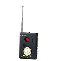 Çok fonksiyonlu Tam Aralıklı RF Kablosuz Dalga Sinyal Radyo Dedektörü Kamera Otomatik Algılama Tracer Bulucu Tarayıcı Bulucu CX007