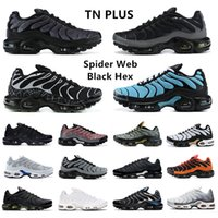 Takım kırmızı tn artı se erkek koşu ayakkabıları geçiş bağcık gri üçlü siyah altın Metalik beyaz volt kızdırma zebra eğitmenler erkek spor ayakkabı nike air max tn artı airmax