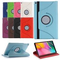 Tablet Case na iPad 10.2 2019gen 2021 AIR4 10.9 Pro 11 10.5 Air Mini 5/4/3/2 Galaxy Tab S7 360 Obrotowa skórzana pokrywa