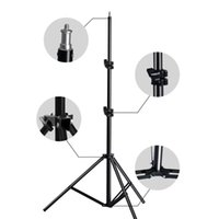 Tripods Tripod For Phone Mobilephone Selfie Stick Adjustable Light Stand 1 4 Screw Head Po Studio Flashes Pographic Softbox
