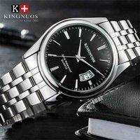 Top Marca Luxo Men's Watch 30m Impermeável Data Clock Masculino Esportes Relógios Homens Quartzo Casual Pulso Relógio Relogio Masculino 210329