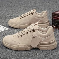 أحذية رجالية رياضية العمل جديد عصري الخريف الشتاء التأمين جلدية الترفيه الأدوات الطالب و 2020 العمالة الرجال kmnqx