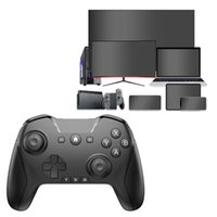 Game Controllers & Joysticks 2021 Rechargeable Bluetooth-compatible Wireless Gaming Controller Gamepad Joypad