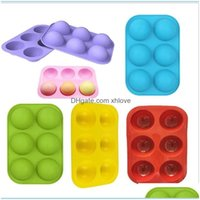 Bakeware Kitchen, Dining Bar Home & Gardeking Moulds Hemisphere Chocolate Sil Mold Mould Donut Muffin Doughnut Molds Kitchen Baking Tools Fo