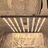 Geeklight 630 W LED Işık Büyümek Tam Spektrum Üçlü Çip Artan Arabacılık Lambası Hidroponik Kapalı Bitkiler Veg ve Çiçek Işıkları için