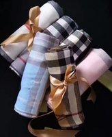 Bufanda de diseñador Bufandas clásicas para hombres y mujeres algodón suave estilo fino moda Mantón largo