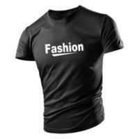T-shirt à manches courtes Vêtements de séchage rapide pour hommes Été noir Respirant Lettres Sports Séjour Source Silk Shirt Jersey