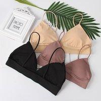 Bras Sexy Deep V For Women Push Up Bra Seamless Plus Size Bralette Comfort Wireless Female Underwear Lingerie*