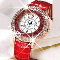 Luxusmänner und Damenuhren Designer Marke Uhren Montre en Cuir Strass Femmes, Marque de Luxe, Tendance, Livraison Gratuite
