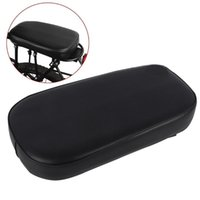 Bike Saddles Mountain Rear Seat Cushion 32* 17 Cm Durable Comfortable Saddle Fit All Bikes Rack Cycle Accessories Part