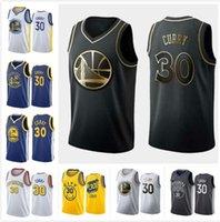 MenGoldenStateWarriors # Stephen # 30 # Curry # Basketball-Trikots für Schlüsselspieler, der Schaukel Mann genäht und bestickt Basketball-Trikots.