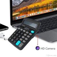 Multifunktions-Taschenrechner-Kamera mit 32 GB TF-Karten-Ny-Nocken-Bewegungserkennung digitaler Videorecorder HD1080P-Camcorder für Zuhause, Bürosicherheit